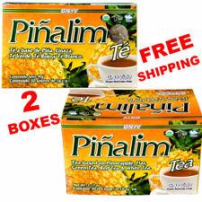 2 Te Pinalim Tea GN Vida ENVIO 60 Days Pinalim Pineapple Diet Ship