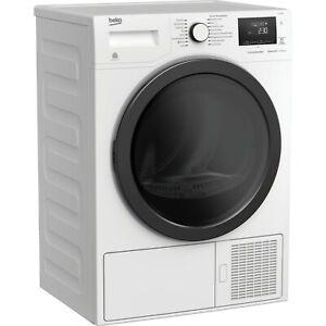 BEKO DE744RX1 7kg Wärmepumpen-Kondensationstrockner Frontlader weiß