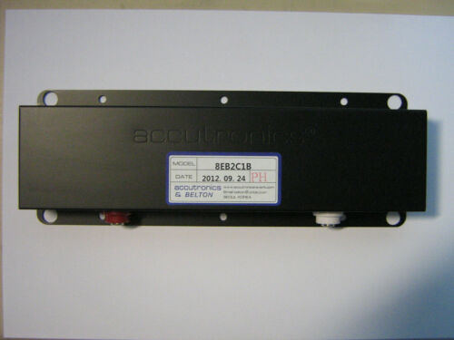 Hallspirale Rever tank accutronics /& Belton 8EB2C1B