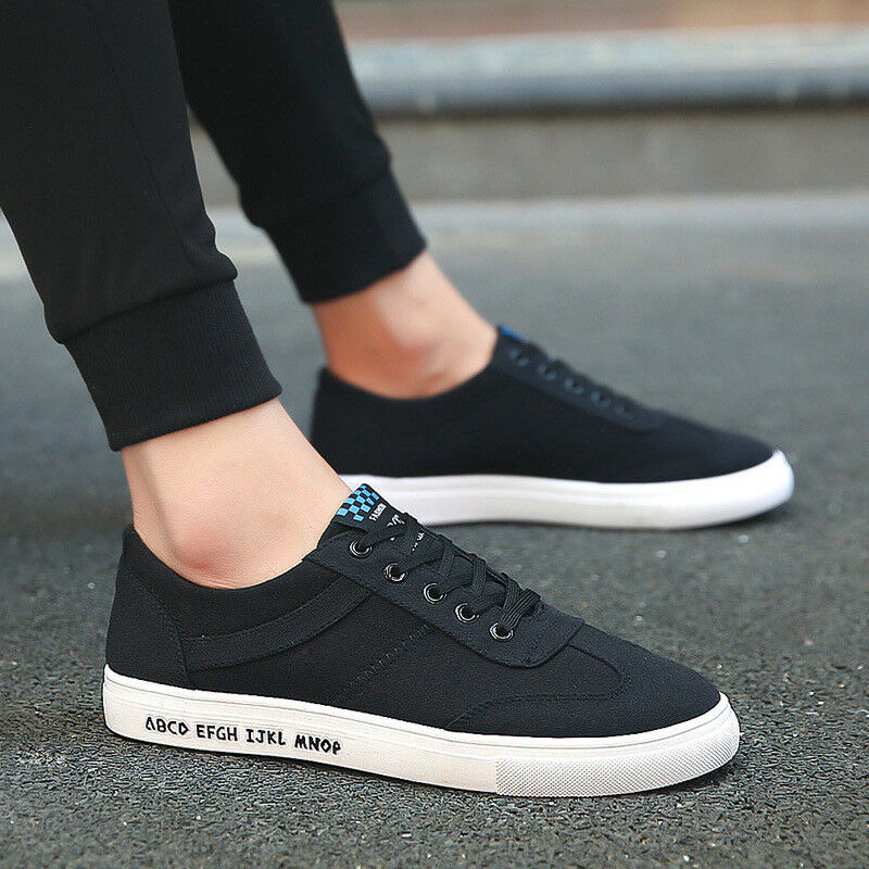 Autumn New Style Men's Canvas Running Shoes Students Korean Casual Running Canvas Shoes Y586 2503c7