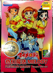 Cantonese Dub ~ Onegai /Please My Melody (1 - 129End ...