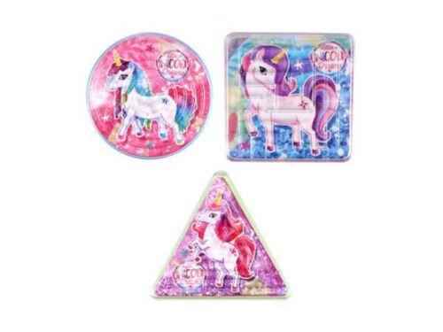 Maze Little Unicorn rêves Puzzle 7 cm Amusant Cadeau Fête Sac d/'Argent De Poche Jouet