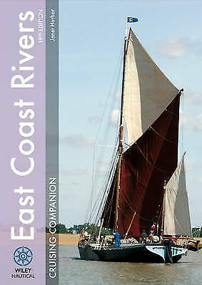 1 of 1 - East Coast Rivers Cruising Companion, Harber, Janet, Excellent Book