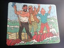 Puzzle Tintin Lombard 1985 Coke en stock  ETAT NEUF SOUS CELLO