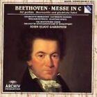 Beethoven Mass in C Major Ah Perfido Op65 Cantata Op112 Audio CD