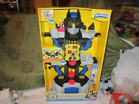 Fisher Price Imaginext Batcave Dc Super Friends Batman Transforming Joker