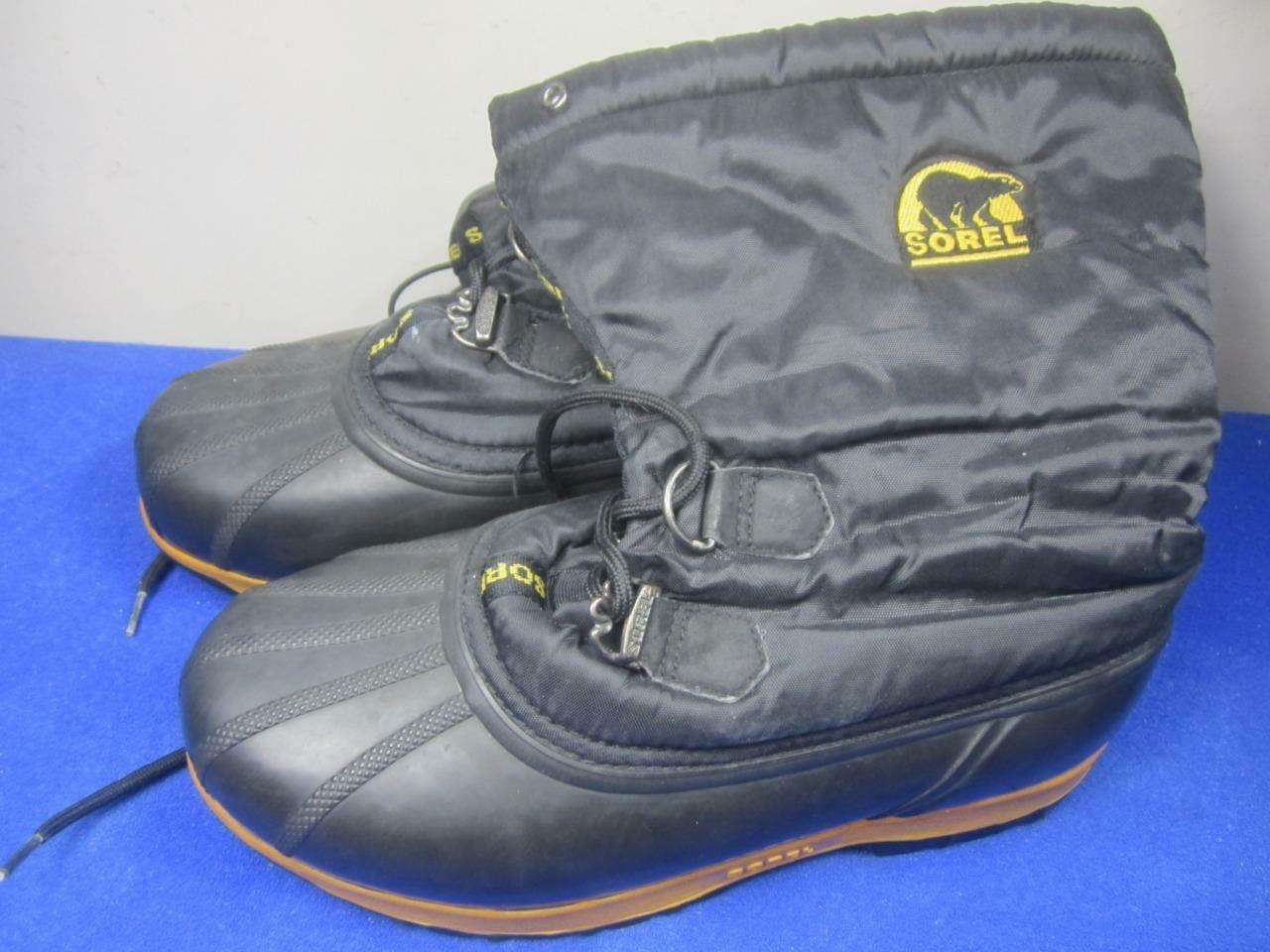 Nice Pair Sorel Boots Size 7 Excellent Condition