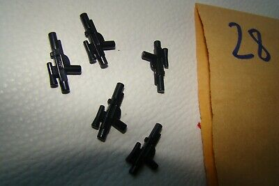 N. 28b - 5 Pezzi Lego Star Wars Armi Pistole Fucile Esercito Soldato Combattenti W. Nuovo-mostra Il Titolo Originale Colori Armoniosi