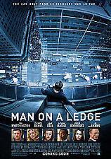 Man On A Ledge (Blu-ray, 2012)
