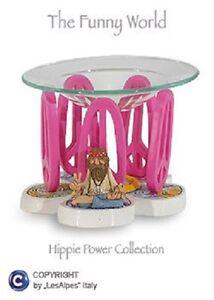 Hippy-Power-Les-Alpes-Funny-World-Hippie-Fragrance-Lamp-Oil-Resin-014-12306