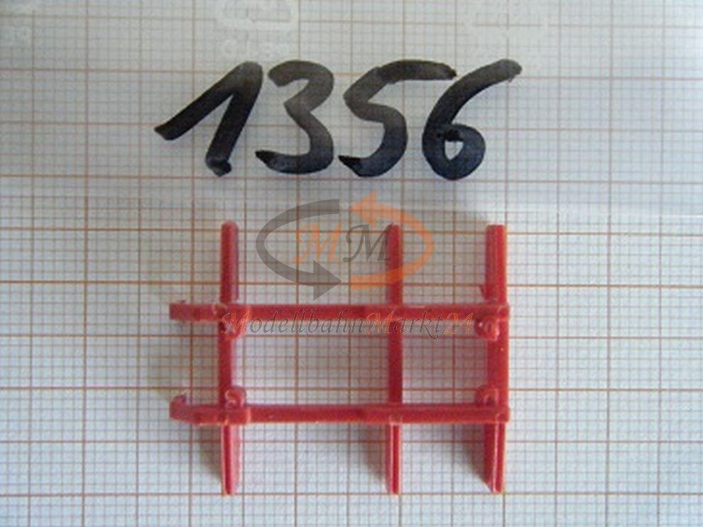 30x ALBEDO Ersatzteil Ladegut Zubehör Chassisanbau rot H0 1 87 87 87 - 1356  | Stabile Qualität  8b9a90