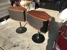 Bose 901 Series V Speakers  w/Tulip Stands Works Great