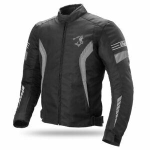 Yamoto-moto-impermeabile-Cordura-tessuto-Cordura-giacca-moto-CE-armature-moto-CE