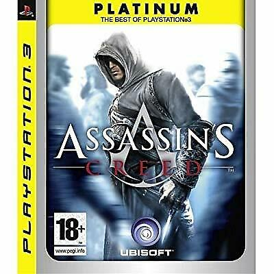 Assassins Creed - Platinum Edition (PS3), , Used; Very Good Game