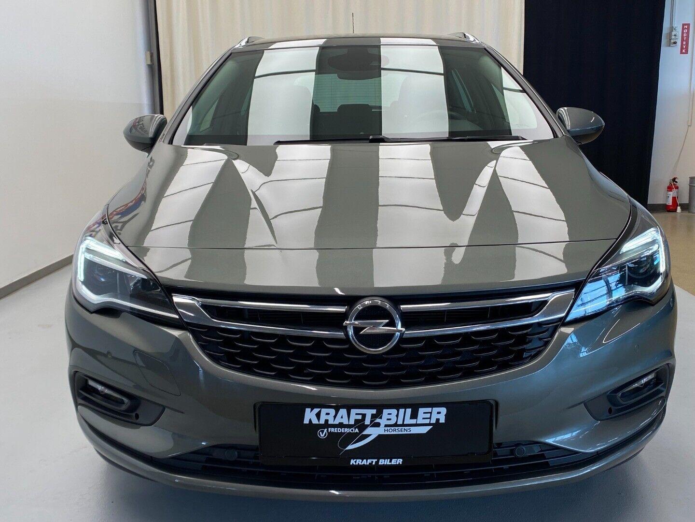 Billede af Opel Astra 1,4 T 150 Impress Sports Tourer aut.