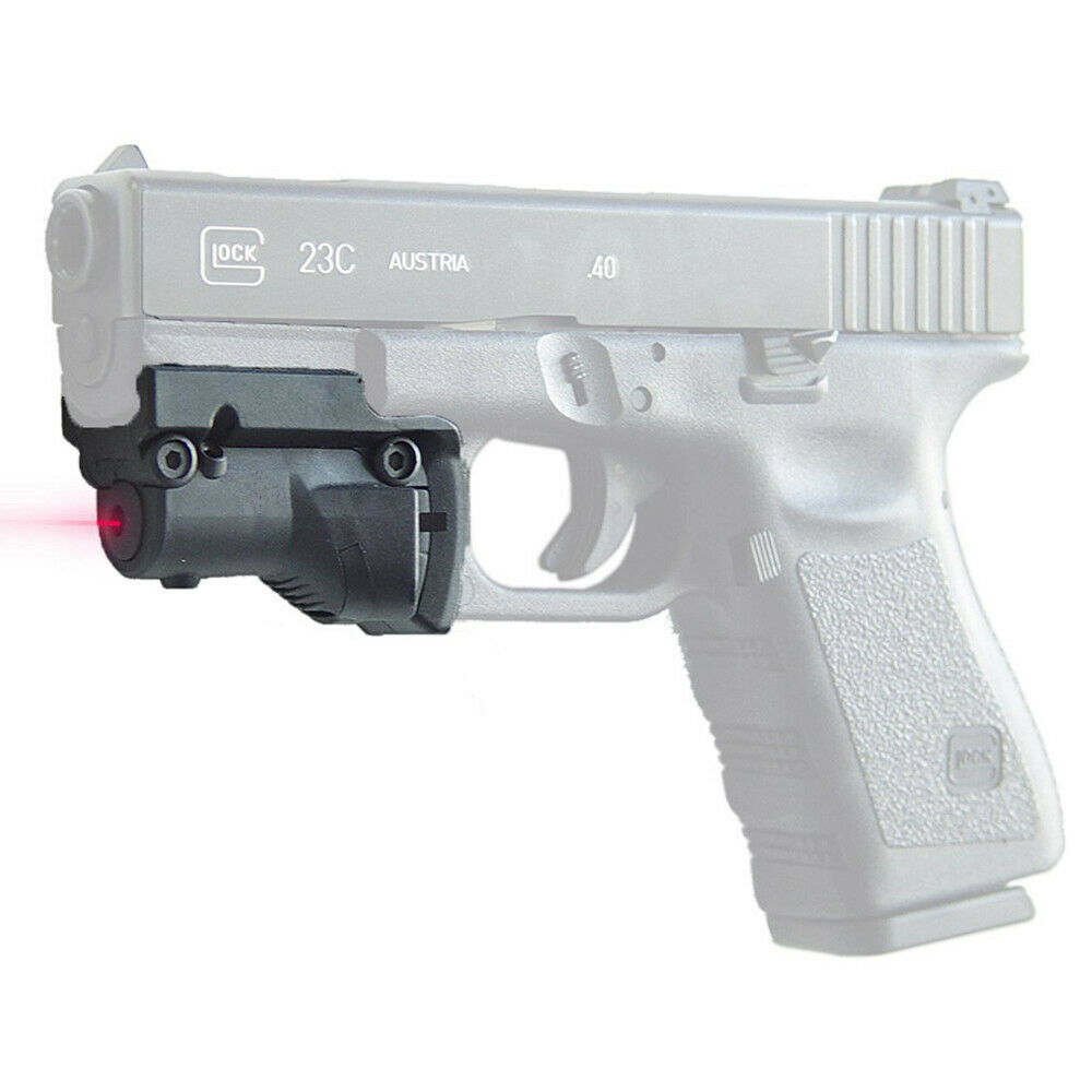 Marco de montaje en carril Universal Pistola PPT Mira Láser Para Glock SIG XD Taurus CZ S&W