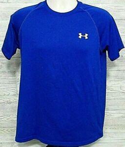 Under-Armour-Mens-Blue-XXLTech-Short-Sleeve-T-Shirt-Moisture-Wicking-Tag-34-99
