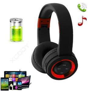 Wireless-Bluetooth-V4-2-Stereo-Headphones-Foldable-Headset-MP3-Player-FM-TF-MIC