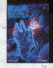 WILD ARMS Alter Code:F Complete Guide PS Book EB95*