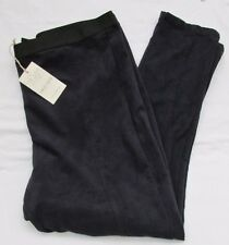 LADIES MARKS AND SPENCER BLACKBERRY SUEDE STYLE TAPERED STRETCH TROUSERS SIZE 20