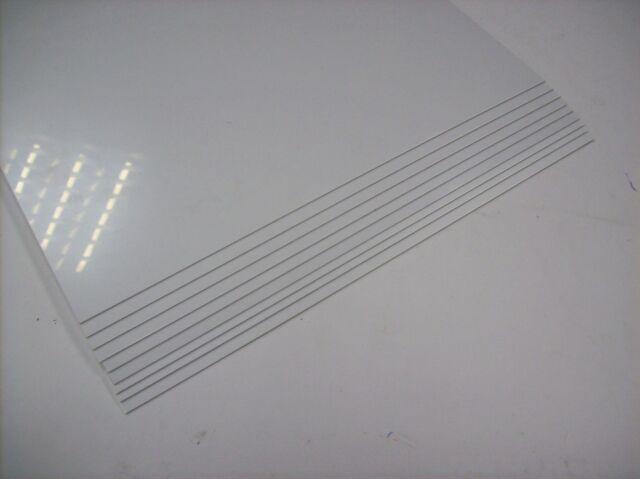Aeronaut ABS-Platten 1mm 786151 Aeronaut 7861/51