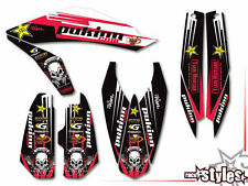HUSQVARNA DEKOR TC TE 449 511 2011 2012 2013 FULL decal GRAPHIC KIT sticker LTD.
