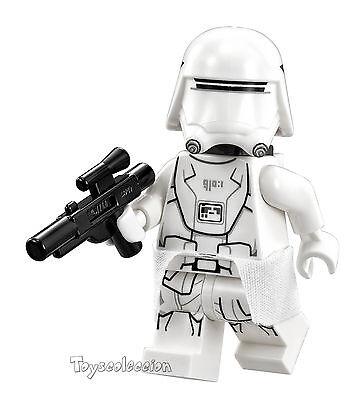 LEGO STAR WARS - MINIFIGURA FIRST ORDER SNOWTROOPER 75100 - ORIGINAL MINIFIGURE