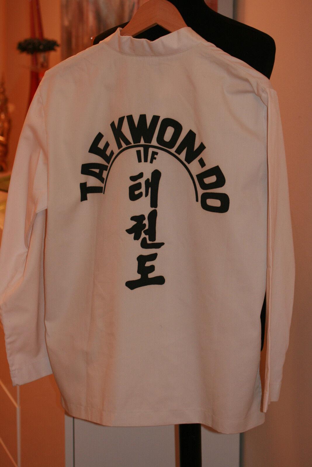 Original Taekwondo Kampfsport Anzug weissTraining Damen Kinder Gr.46     164 3140a5