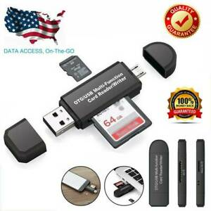 TF-Micro-SD-Card-Reader-Micro-USB-OTG-to-USB-2-0-Adapter-for-PC-Tablet-Mobile-OZ
