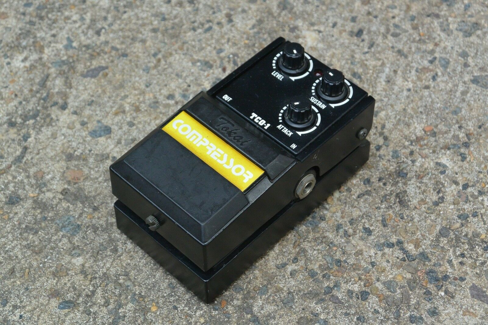 1980's Tokai Compressor TCO-1 Vintage MIJ Japan Effects Pedal