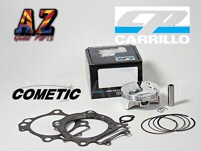 YFZ450 YFZ 450 95mm CP Stock Standard Bore Piston 13.75:1 Cometic Gaskets Rings