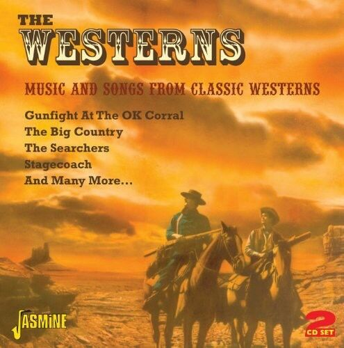 Various Artists - Western Films & Music & Song (Original Soundtrack) [New CD]