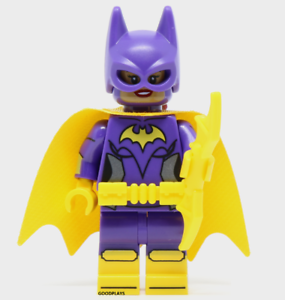 LEGO The Batman Movie Batgirl MINIFIG from Lego set #70906 Brand New