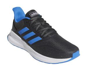 ADIDAS-scarpe-uomo-running-training-allenamento-palestra-scarpe-da-ginnastica-Grey-runfalcon-G28730