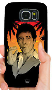 MaiYaCa Scarface Tony Montana Phone Cases For iPhone 8 ... |Scarface Phone Case