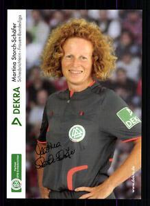 Sport A 104777 Kataloge Werden Auf Anfrage Verschickt Martina Storch Schäfer Autogrammkarte Dfb Schiedsrichter Original Sign Fußball, National