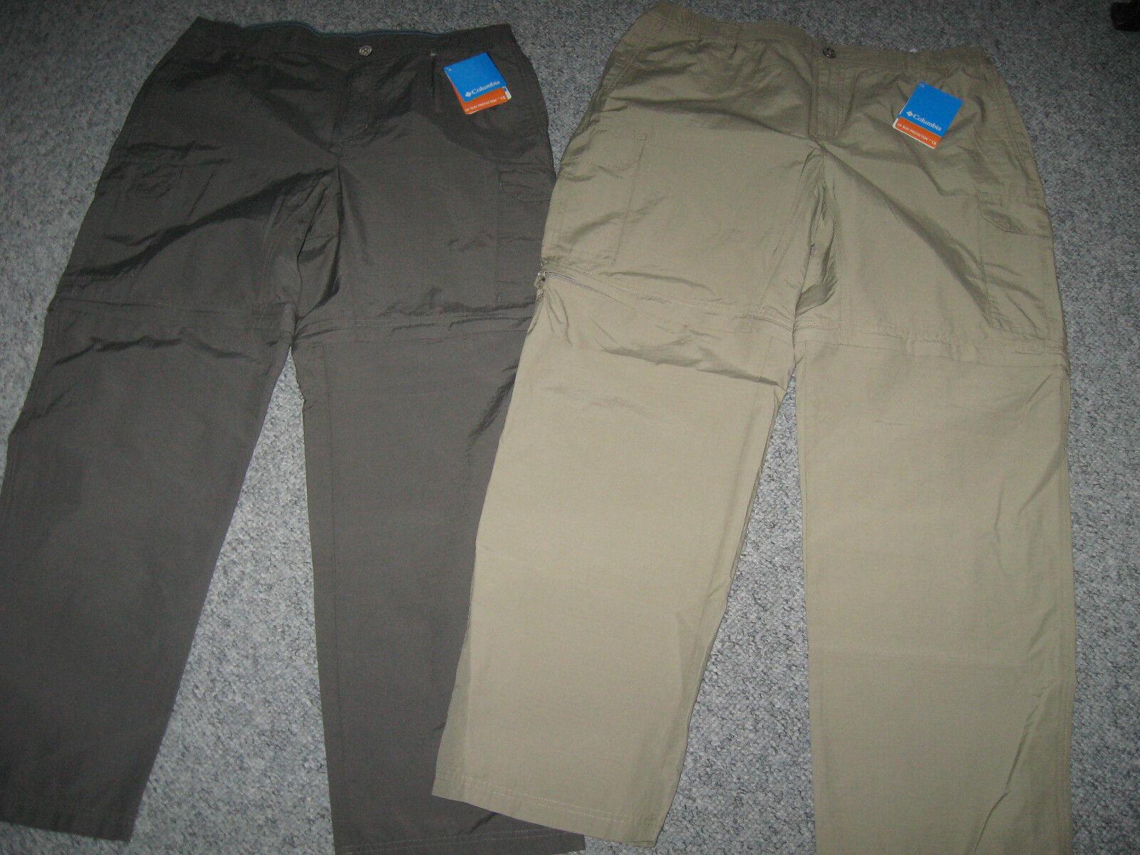 COLUMBIA Men's CRESTED BUTTE Congreenible Sport Pant,62% Cotton,38% Nylon,
