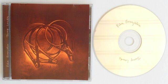 FILA BRAZILLIA Jump Leads (CD Album 2002 IMPORT) *VGC* Electronica/TripHop/House