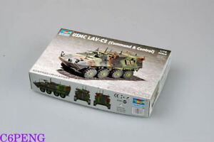 Trumpeter-07270-1-72-LAV-C2-Command-amp-Control-Hot