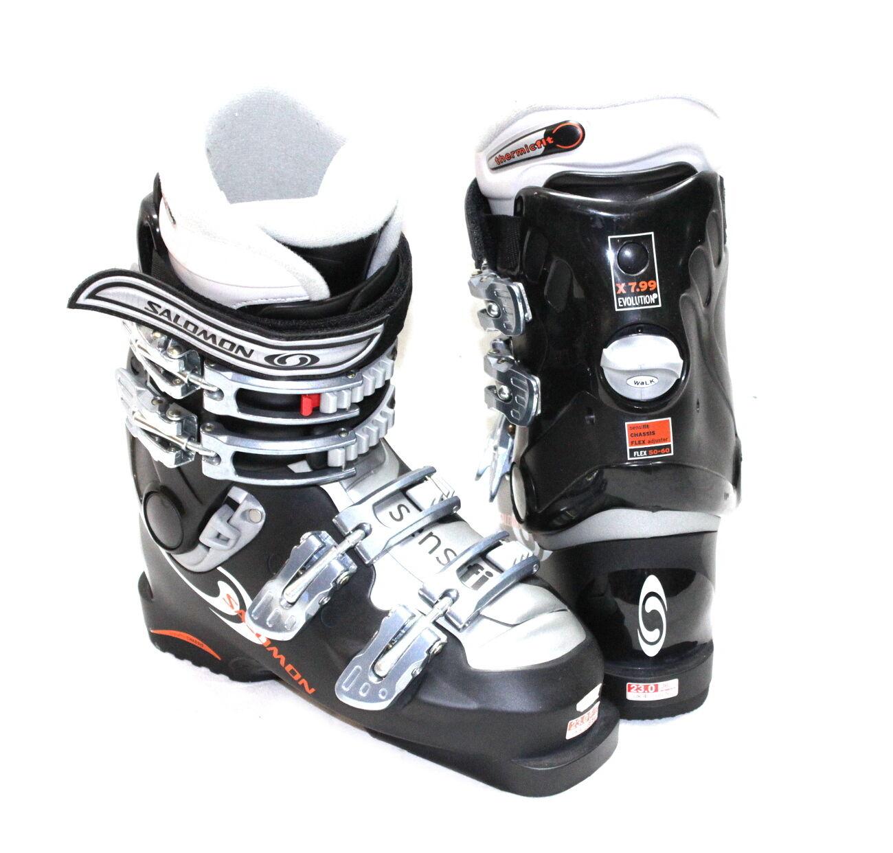 Salomon Evolution X 7.99 botas Esquiar Todo Montaña Talla 36 2 3 Mondo 23.0