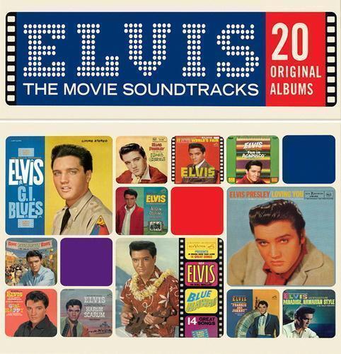 1 von 1 - Elvis Presley - The Perfect Soundtrack Collection - 20 Original Movie Albums TOP