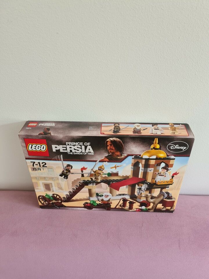 Lego Prince of Persia, 7571