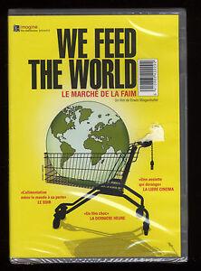 WE FEED THE WORLD Le marché de la faim Erwin WAGENHOFER DVD ZONE 2 - France - État : Comme neuf : Objet semblant avoir été retiré de son film plastique récemment. Aucune marque d'usure apparente. Toutes les faces de l'objet sont impeccables et intactes. Consulter l'annonce du vendeur pour avoir plus de détails et voi - France