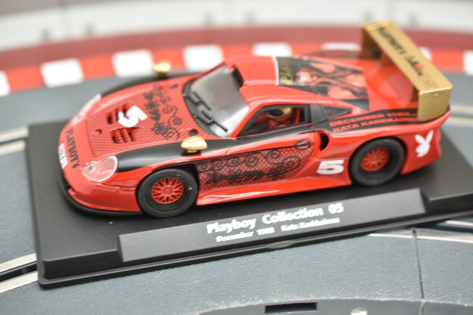 99049 FLY CAR 1 32 SCALE PLAYBOY COLLECTION 05 DEC,1998 KATA KARKKAINEN PORSCHE