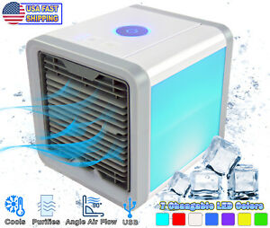 Personal-Air-Conditioner-Small-Portable-Cooler-Purifier-Humidifier-Evaporative