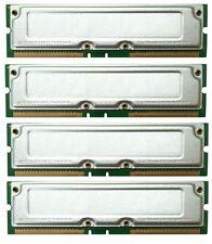 Dell Dimension 8200 8100 RDRAM PC800-45 2GB (4 x 512MB) TESTED