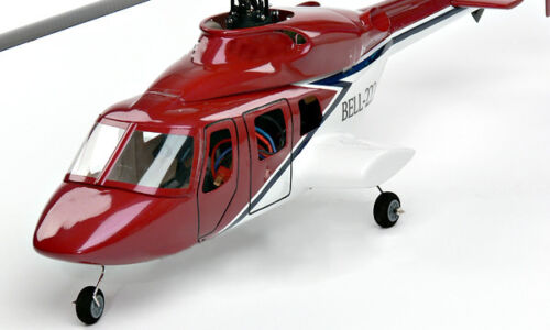 2x E-Sky Bell 222 Scale cabin for Belt CP DOUBLE OFFER