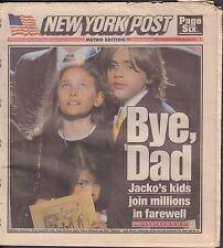 New York Post July 8 2009 Michael Jackson,  040617nonDBE2