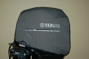 Yamaha basic outboard motor cover f60 t60 4 stroke mar for Yamaha boat motor covers