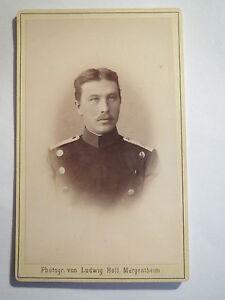 Mergentheim-Soldat-Renner-in-Uniform-Portrait-CDV